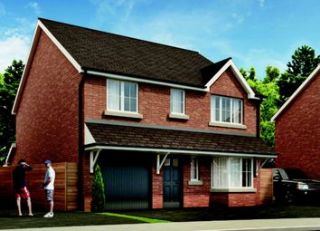 Thumbnail 4 bed detached house for sale in The Enville St Dominics Place, Hartshill, Stoke-On-Trent