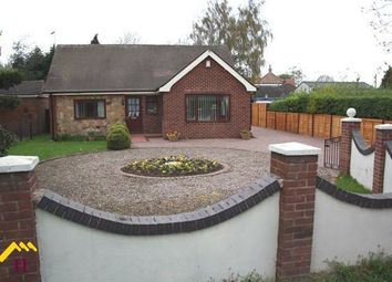 Thumbnail 4 bed detached bungalow to rent in Hurst Lane, Auckley, Doncaster