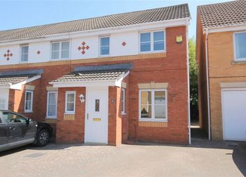 Thumbnail 2 bed end terrace house to rent in Corinum Close, Emersons Green, Bristol