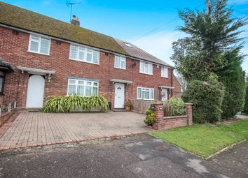 Thumbnail 4 bedroom terraced house for sale in Meadway, Harpenden