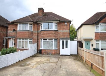 Thumbnail 2 bed semi-detached house for sale in Elgar Road South, Reading