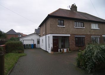 Thumbnail 3 bed semi-detached house for sale in Ribby Road, Wrea Green, Preston