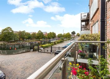 Thumbnail 3 bed terraced house for sale in Canal Wharf, Chichester, West Sussex