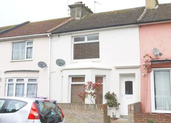 Thumbnail 2 bed terraced house for sale in Canterbury Road, Folkestone