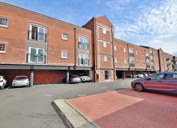 Thumbnail 2 bed flat for sale in Lulworth Place, Walton Locks, Warrington