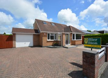 Thumbnail 4 bed detached bungalow for sale in Heckford Road, Corfe Mullen, Wimborne