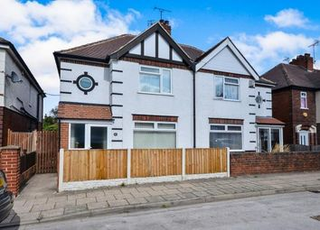 Thumbnail 3 bed semi-detached house for sale in Edwin Street, Sutton-In-Ashfield, Nottinghamshire
