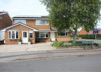 Thumbnail 4 bed detached house for sale in Woodrow Crescent, Solihull