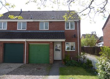 Thumbnail 3 bedroom semi-detached house for sale in Hilary Avenue, Norwich