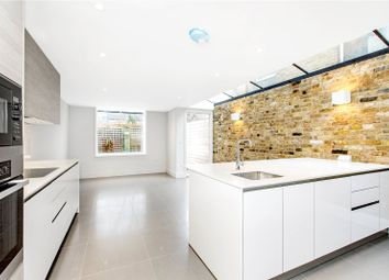 Thumbnail 4 bed end terrace house to rent in Russell Road, London