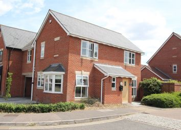 Thumbnail 4 bedroom link-detached house for sale in Tanners View, Ipswich