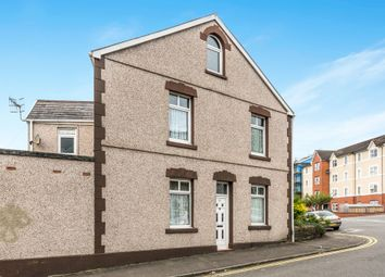 Thumbnail 2 bedroom terraced house for sale in Hanover Street, Mount Pleasant, Swansea