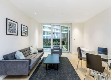 Thumbnail 1 bed flat to rent in Altissima House, London