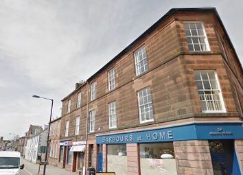Thumbnail 2 bed flat for sale in 25, Buccleuch Street, Dumfries DG12At