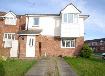 Thumbnail 2 bed semi-detached house for sale in Hudleston Rise, Sunderland
