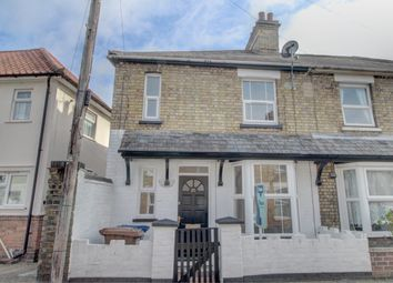 Thumbnail 2 bedroom end terrace house for sale in Burnsfield Street, Chatteris