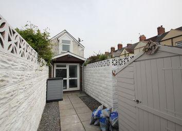Thumbnail 1 bed detached house to rent in Treharris Street, Cardiff