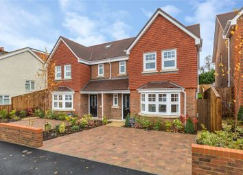 Thumbnail 4 bed semi-detached house for sale in Poet's Chase, 46-48 Cross Way, Harpenden, Hertfordshire
