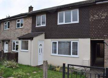 Thumbnail 3 bed terraced house for sale in Kilburn Way, Newhall, Swadlincote