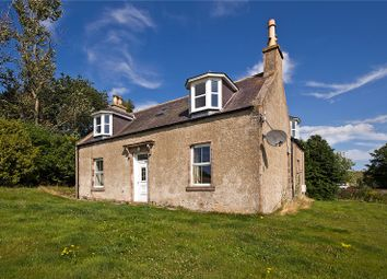 Thumbnail 4 bed detached house for sale in Old Balgowan Farmhouse, Keig, Alford, Aberdeenshire