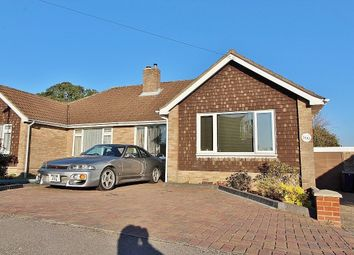 Thumbnail 3 bed semi-detached bungalow for sale in Cherry Tree Avenue, Cowplain, Waterlooville