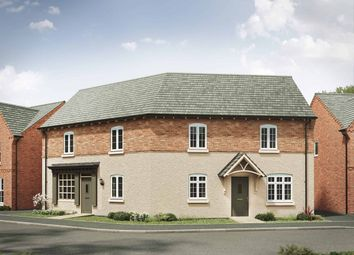 """Thumbnail 2 bedroom semi-detached house for sale in """"The Chester 4th Edition"""" at Harvest Road, Market Harborough"""