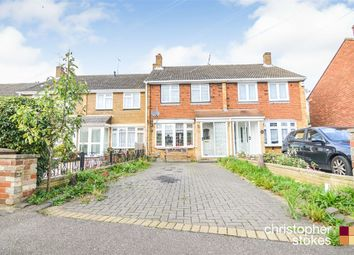 Thumbnail 3 bed terraced house for sale in Berkley Avenue, Waltham Cross, Hertfordshire