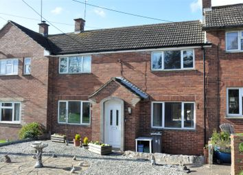 3 bed terraced house to rent in St. Michaels Hill, Clyst Honiton, Exeter EX5