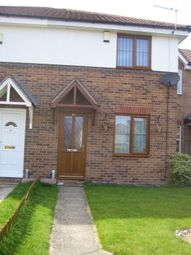 Thumbnail 2 bed terraced house to rent in Old Warren, Taverham, Norwich