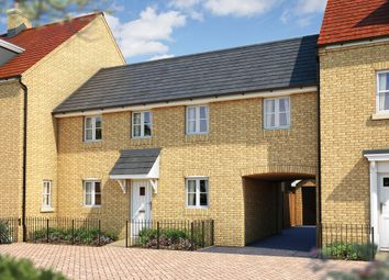 "Thumbnail 3 bed semi-detached house for sale in ""The Wigginton"" at Shearwater Road, Hemel Hempstead"