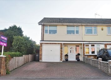 Thumbnail 4 bed end terrace house for sale in High Street, Village Setting, Great Wakering Of Southend-On-Sea