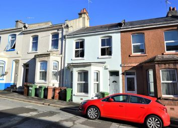 Thumbnail 2 bedroom terraced house for sale in Wake Street, Plymouth, Devon