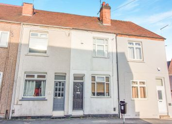 Thumbnail 3 bed terraced house for sale in Trinity Lane, Hinckley