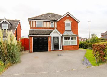 Thumbnail 4 bed detached house to rent in Pinfold Close, Scarborough