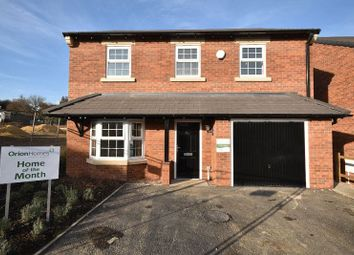 Thumbnail 4 bed detached house for sale in Beckett Close, Horbury, Wakefield