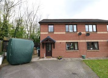 Thumbnail 3 bed semi-detached house for sale in Cedar Grove, Stanwix, Carlisle, Cumbria