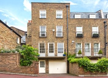 Thumbnail 3 bed terraced house to rent in Bourne Street, Belgravia, London