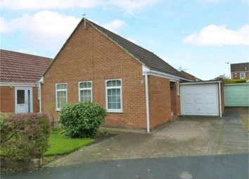 Thumbnail 2 bed detached bungalow for sale in Winchester Way, Bedlington, Northumberland