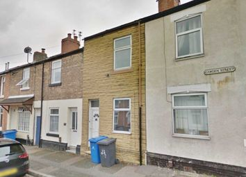 Thumbnail 2 bed terraced house for sale in Camden Street, Derby