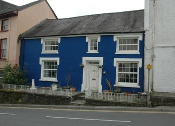 Thumbnail 3 bed town house for sale in Bridge Street, Newcastle Emlyn