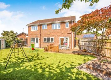 Thumbnail 5 bed detached house for sale in Meadow Close, Grimoldby, Louth, Lincolnshire