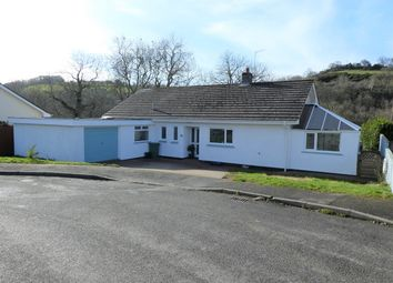Thumbnail 4 bed detached house for sale in Llanwern Estate, Gilfachrheda, New Quay