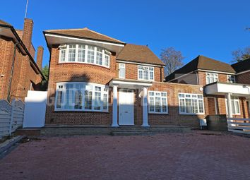Thumbnail 6 bedroom detached house for sale in St. Mary's Avenue, London