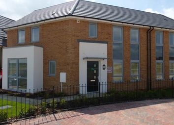 Thumbnail 3 bed semi-detached house to rent in Park View, Weldon, Corby