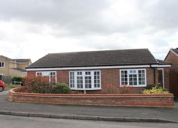 Thumbnail 3 bed detached bungalow for sale in Woodbridge Close, Chellaston, Derby