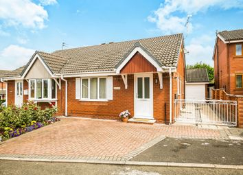 Thumbnail 2 bed semi-detached bungalow for sale in Vale Gardens, Helsby, Frodsham