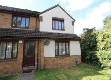 Thumbnail 1 bed end terrace house to rent in Tomsfield, Hatfield
