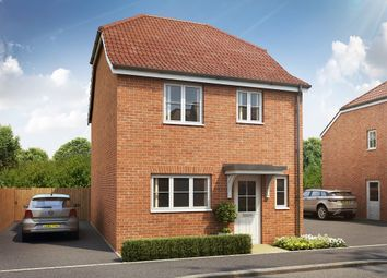 "Thumbnail 3 bed detached house for sale in ""The Chester"" at Market View, Dorman Avenue South, Aylesham, Canterbury"