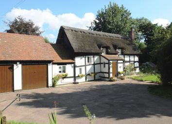 Thumbnail 4 bed detached house for sale in The Moats, Coddington, Ledbury, Herefordshire