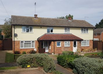 Thumbnail 4 bedroom semi-detached house for sale in Lawrence Road, Wittering, Peterborough